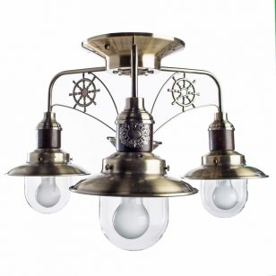 Люстра Arte Lamp A4524PL-3AB SAILOR